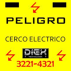 Cerco Electrico DIEX